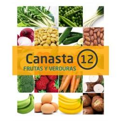 Canasta 12 - Frutas y Verduras