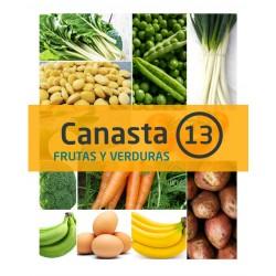Canasta 13 - Frutas y Verduras