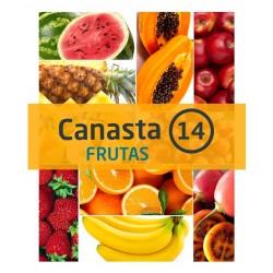 Canasta 14 - Frutas