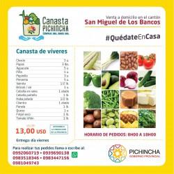 Canasta San Miguel de Los...