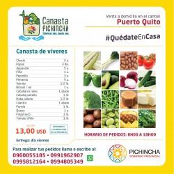 Canasta Puerto Quito