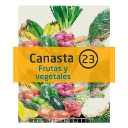 Canasta 23 - Legumbres y...