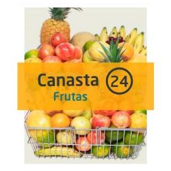 Canasta 24 - Frutas