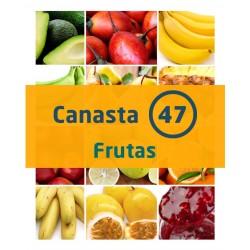 Canasta 47 - Frutas