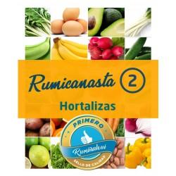 Rumicanasta 2 - Hortalizas