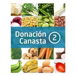 Donacion Canasta 2