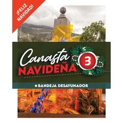 Canasta Navideña 3