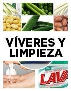 Canasta Pichincha Viveres y Limpieza